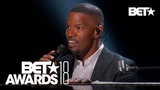 Jamie Foxx Tributes Anita Baker By Singing Some Of Her Classics! BET Awards 2018