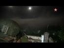 Мотострелки ВВО провели на полигоне Трехречье ночной бой с применением тактики светового ослепления