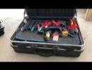 Чемоданы knipex для ручного инструмента