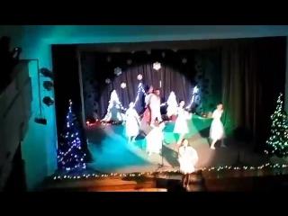 New dances танець-Крила Янгола