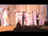 Даша Зяблова и вокальная групп Зеленогорского детского сада
