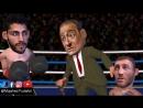 Vasiliy Lomachenko VS Jorge Linares Highlights 3D анимация