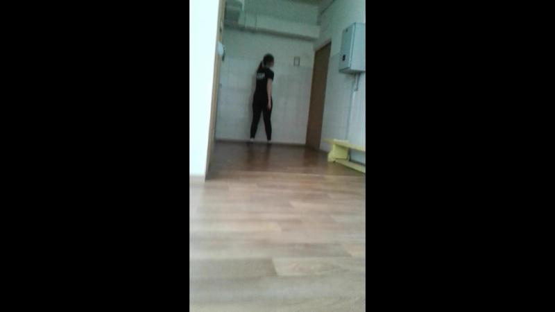 Алина танцы на полу переворот 16.08.17