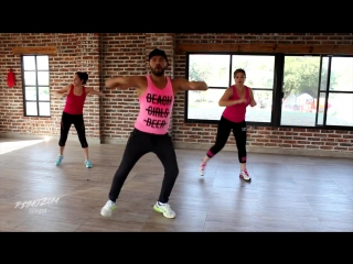 Zumba para principiantes con gabriel tristán _ ritmozum fitness