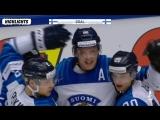 Канада - Финляндия - 1:5