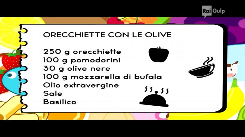 EP. 18 (Orecchiette con le olive)
