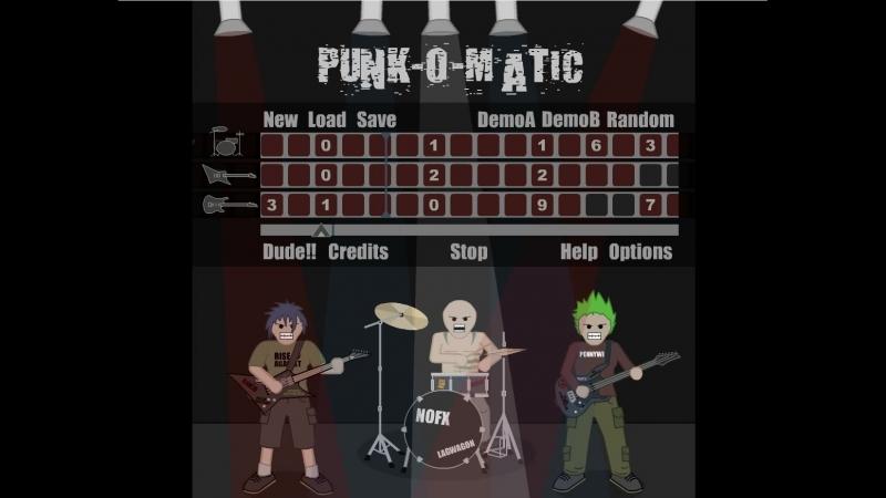 Punk-o-matic its me))