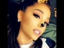 Видео из Инстаграма 17.03.2017. Паблик: my idol is Ariana Grande