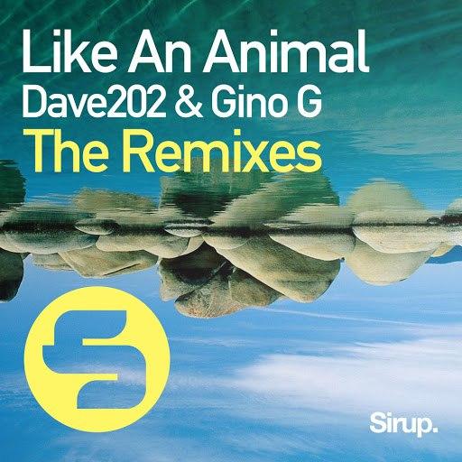 Dave202 альбом Like an Animal - The Remixes