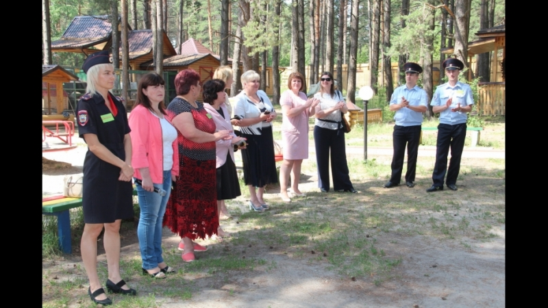 В Брянске открыли летний трудовой лагерь для подростков