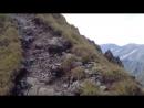 Moldoveanu the highest peak in the Romanian Carpathian mountains sait scscscrp