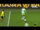 Чемпионат Германии 2017 18 18 й тур Боруссия Д Вольфсбург 1 тайм 720 HD