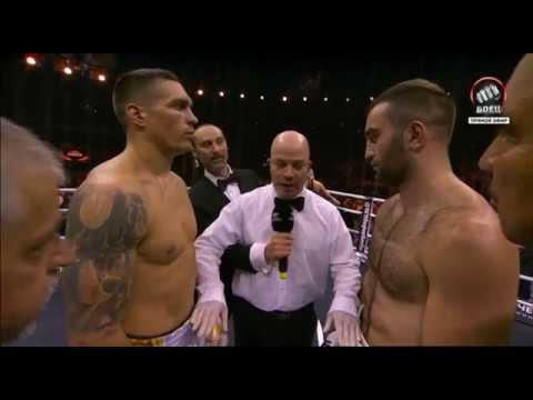 УСИК-ГАССИЕВ БОЙ! | USYK vs GASSIEV | FULL FIGHT