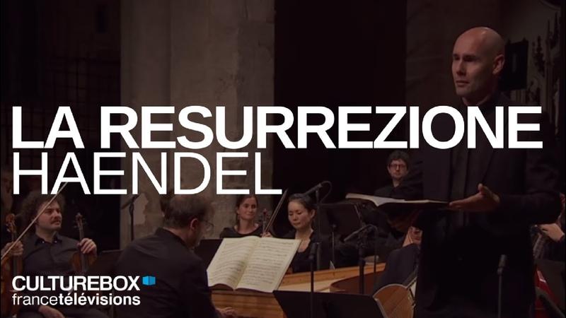 """La Resurrezione"" oratorio de Haendel Live @ Ambronay 2017"