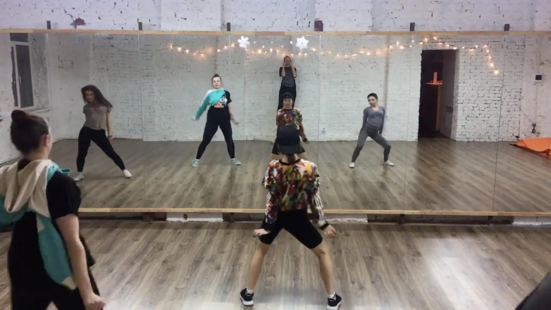 Somewhere Else - Uh Huh DANCE STUDIO 108 CHOREO BY NASTYA MORARU TRAINING