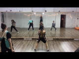 Somewhere Else - Uh Huh // DANCE STUDIO 108 // CHOREO BY NASTYA MORARU// TRAINING