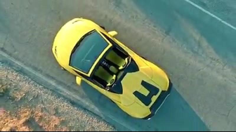 Lamborghini Huracan Gialo Midas
