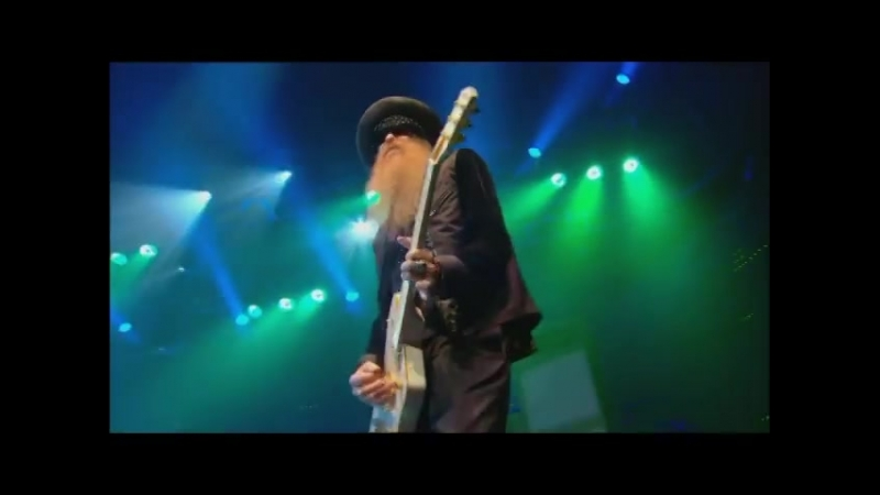 ZZ Top - Sharp Dressed Man (Live In Texas)