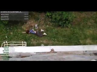 Долбак на стриме (VHS Video)