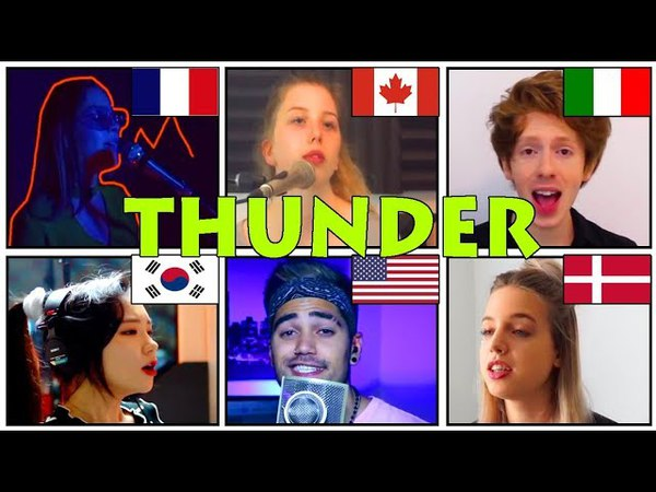 Who Sang It Better - Imagine dragons - THUNDER ( SK, US, Italy, Canada, Denmark, Canada)