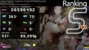 Osu! Linked Horizon - Guren no Yumiya (TV Size) [Insane] HD,HR (99.09%)