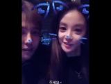 171031 Ex-After School Jooyeon's Kwai video update with G-Dragon