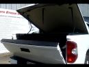 Дополнительный электропривод на Тойота Тундра с возможностью дистанционного открывания нижней крышки