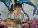 MiZZiE - Я возвращался домой по улице Илья Кормильцев ukulele cover