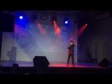 Макс Путриков на Международном телевизионном кастинг-конкурсе MUZLIFT кавер Беспризорник Hi-Fi