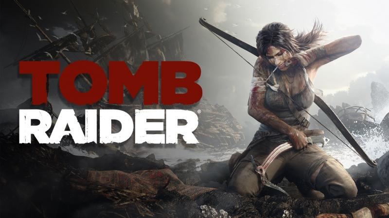 Tomb Raider \ Начало