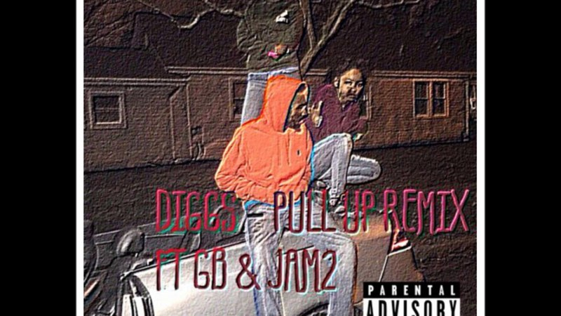 PULL UP Remix Diggs, ft. G. B-Yonn Jam2
