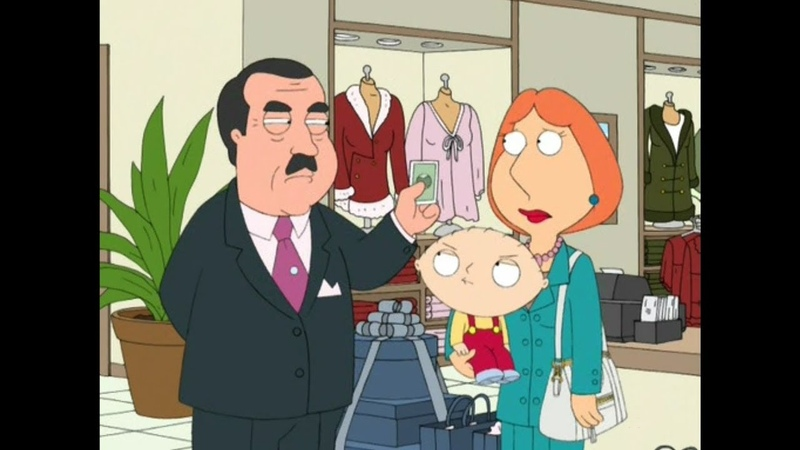 Lois Becomes a Corrupt Mayor - Family Guy
