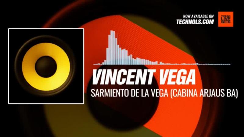 Vincent Vega - Sarmiento De La Vega (Cabina Arjaus BA) 27-12-2017 Music Periscope Techno