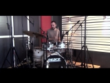 Stefano Luchetta - This Type of Funk (Tower of Power) drum cover