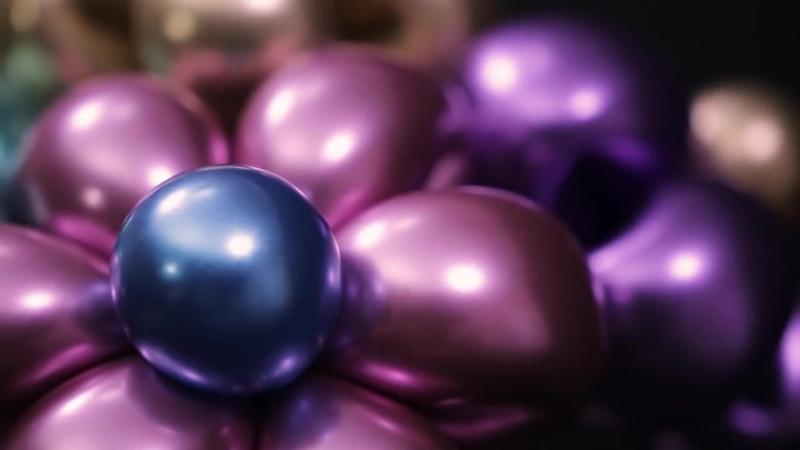 Amodei.ru Qualatex Chrome Balloons™ (English)