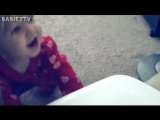 Реакция детей, когда папа приходит домой