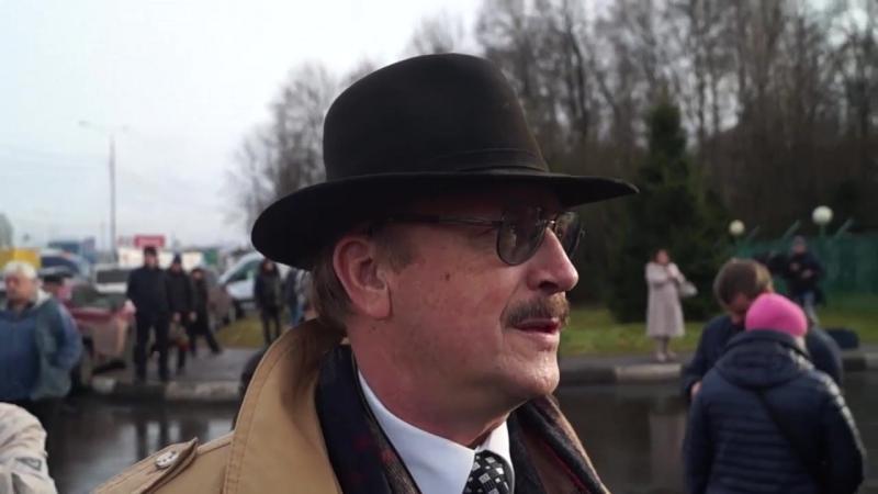 Он был отличным мужиком_ в Подмосковье простились с Михаилом Задорновым