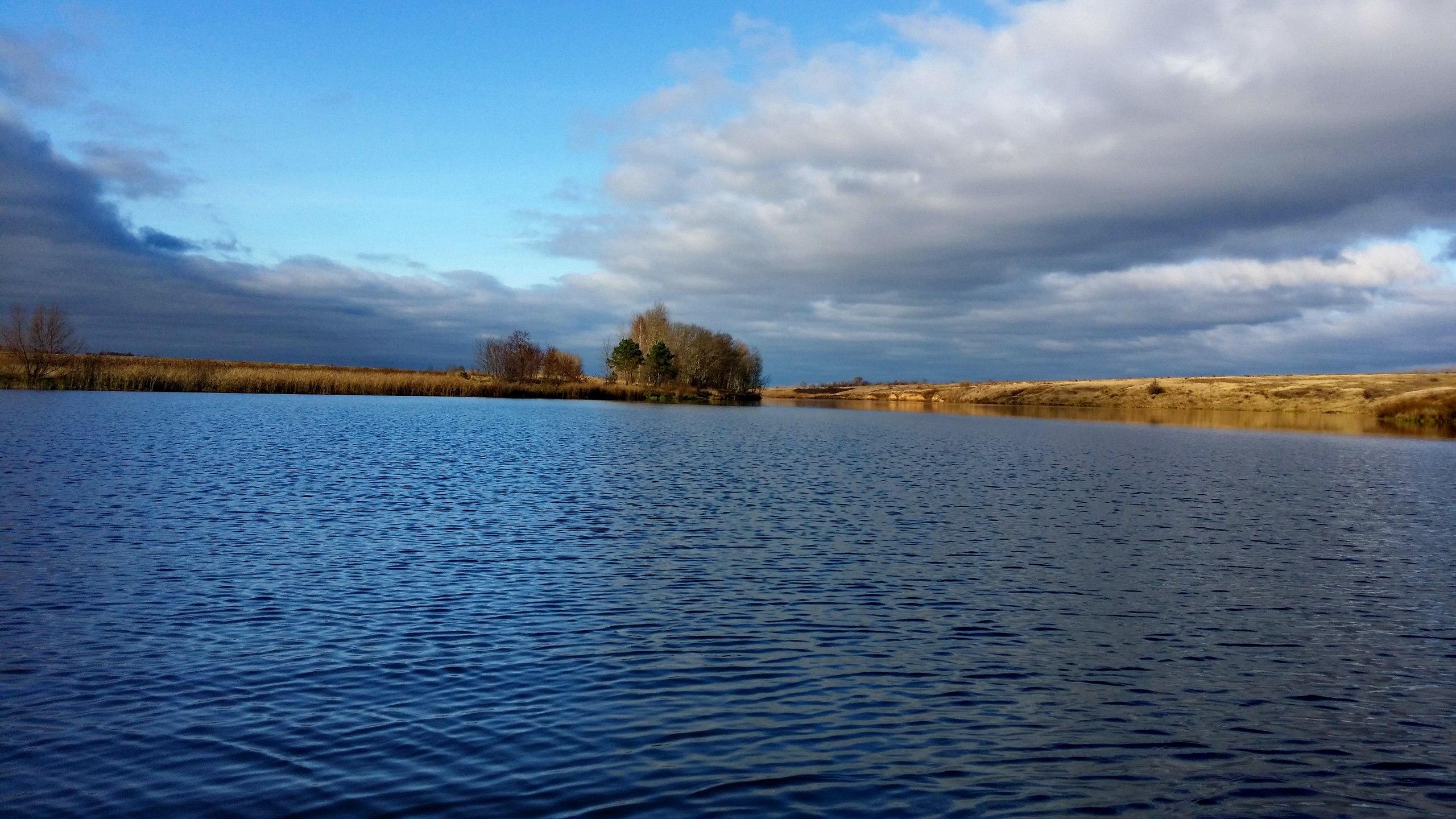 Отчеты с водоемов: Осенний марафон