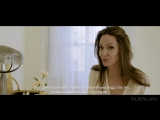 Angelina Jolie «Behind the scene» Mon Guerlain