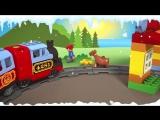 LEGO DUPLO - Мой Первый Поезд
