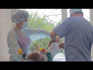 Первое детское ортопедическое отделение ФГБУ ФНЦРИ им. Г.А. Альбрехта Минтруда РФ, 2015