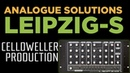 Celldweller Production Analogue Solutions Leipzig S