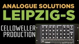 Celldweller Production Analogue Solutions Leipzig-S