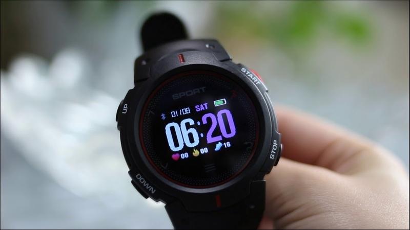 NO.1 F13 Крутые спортивные часы. Распаковка. Есть интересные моменты?