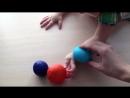 Развивающие игрушки своими руками Тактильные ощущения мелкая моторика