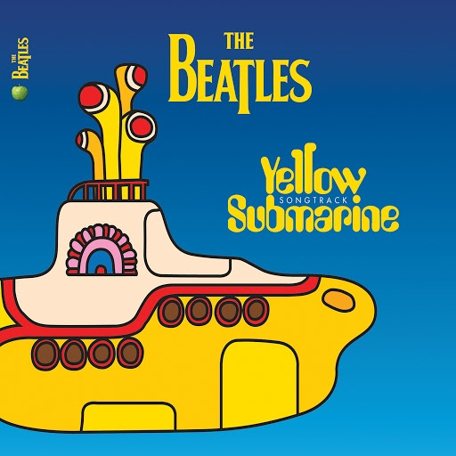 The Beatles альбом Yellow Submarine Songtrack