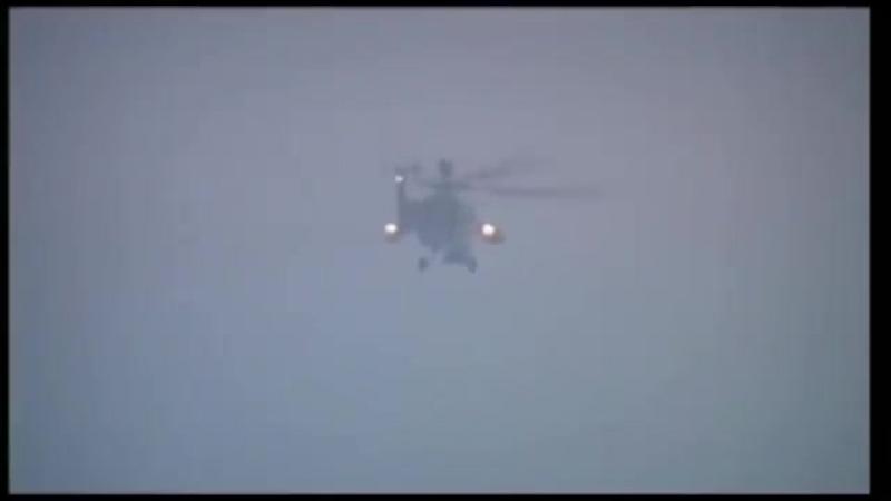 Вертолет МИ-28Н Ночной охотник. Полигон. Телепрограмма. Оружие ТВ