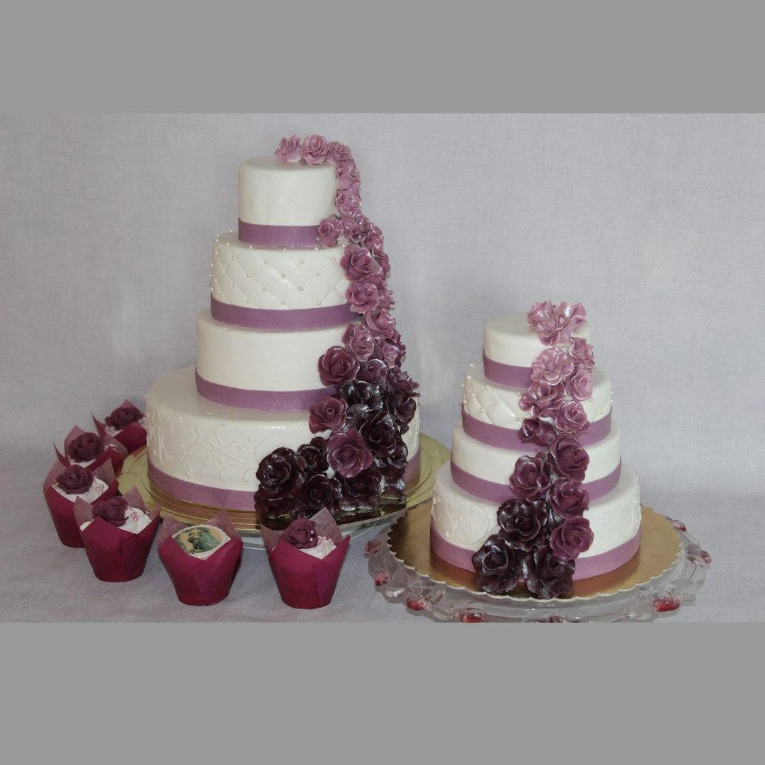 Свадебный сладкий стол (Арт. 94)