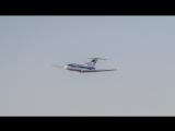 Авиамодель ЯК-40