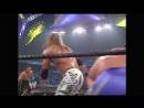 WWE SmackDown 2002.08.08 - Edge John Cena Rey Mysterio vs Kurt Angle Chris Benoit Eddie Guerrero